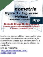 Regressão Multipla (2015) Inferência - Link