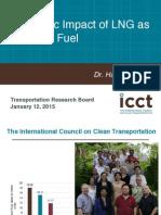 Economics and Financials of Liquefied Natural Gas