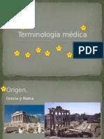 Resumen sobre Terminología médica