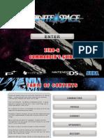 Infinite Space Zero G Manual US