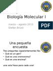 Biología Molecular I - Clase 2