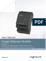 Ethernet Module User Manual