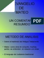 5622610-EVANGELIO-SEGUN-MATEO.ppt