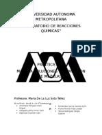 Practica SEPARACION DE MEZCLAS