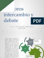 Foros Virtuales de Debate