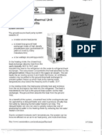 GSUJ Vertical Geothermal Unit Features and Benefits