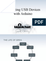 Exploiting USB Devices