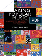 Making Popular Music Musicians,