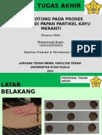 Presentasi Proposal Ikram