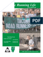 Taconic Road Runners Fall 2008 Newsletter