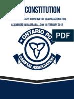 OPCCA Constitution 2015