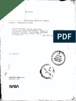UH-60A Blackhawk Eng. Simulation Program, Vol. 1, Math Model