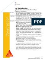 SikacemAccelerator Pds
