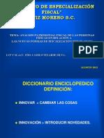 Patrimonial Fiscal 2012