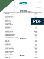 Listas de Precios Laboratorios