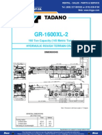 Tadano GR 1600XL 2