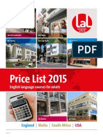 LAL Price List 2015 AD 1.4