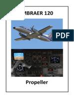 Embraer 120 Propeller