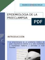 Epidemiologia de La Preeclampsia