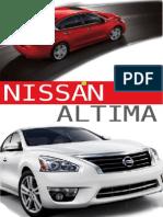 Altima Plans Book