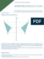 Simetria Axial, Central, Rotación y Traslación