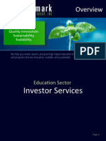 Landmark Consulting Group - Investor Services