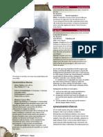 DnD 4.0th - Drow - Traduzido em Portugues