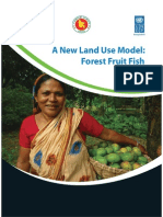 A New Land Use Model Forest Fruit Fish