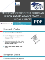 economic order of the eu and member states - legal aspects - dvuletic