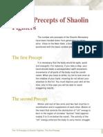 (Ebook - Martial Arts) The Ten Precepts Of A Shaolin Fighter.pdf