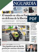 La Vanguardia 11.01.2015