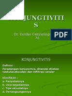 KONJUNGTIVITIS (Kuliah Indra Mata)