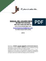 Manual Del Usuario Bicimoto