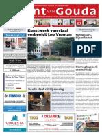 De Krant Van Gouda, 15 Januari 2015