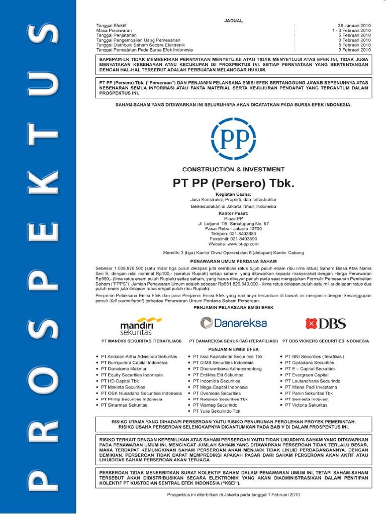 Website Prospektus Pt Pp