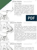 Apresentação - Johannes Kepler
