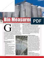 Bin Measurement