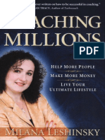 Milana Leshinsky - Coaching Millions (2007)(OCR)(With Bonuses)