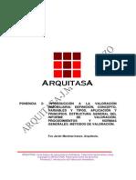 b. Ponencia 2. Introducción a La Valoración Inmobiliaria.santander