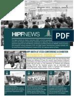 HIPF Oasis Newsletter Vol. 6 Issue 3