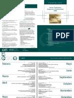 Calendario Formación 2005