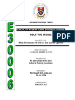 5 FYP Standard Cover Page