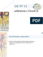 Circunferencia-teoremas