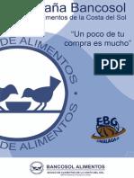 Campaña EBG Málaga - Bancosol