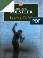 Arthur Koestler Le Zero Et L'Infini.pdf