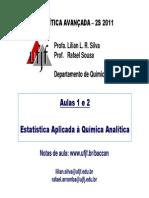 Estatistica - Baccan