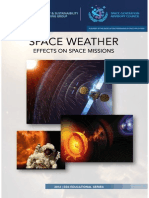 Space Weather Effects on Space Missions