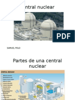 Trabajo de Central Nucleaar