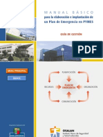 Manual de Plan de Emergencias en PYMES