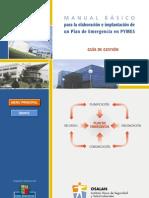 Manual de Plan de Emergencias en PYMES